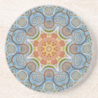 Symmetry design coaster