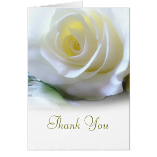 Sympathy Thank You Greeting Card