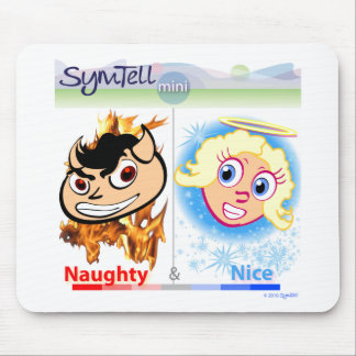 SymTell Mini Dancer Combo Mouse Pad