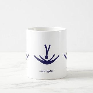 SymTell Purple Dependent Symbol Mug