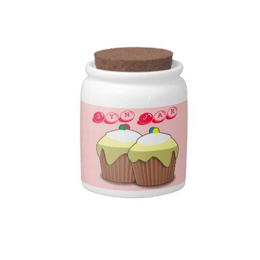 Syn Jar Candy Jars