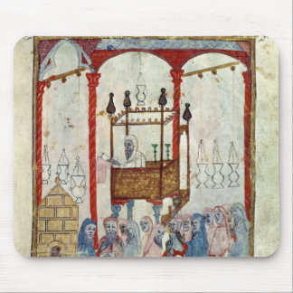 Synagogue, c.1350, Northern Spain Mouse Mat