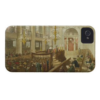 Synagogue, Dukes Place, Houndsditch, from Ackerman Case-Mate iPhone 4 Cases
