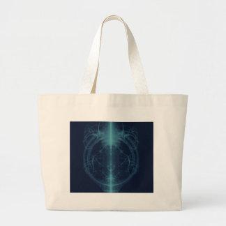 Synapse Canvas Bag