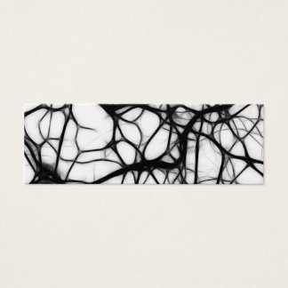 Synapse Brain Neuron Mini Business Card