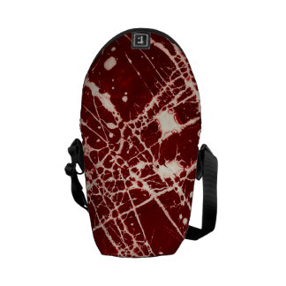 SYNAPSES (an abstract art design) ~ Courier Bags