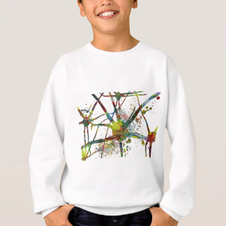 Synapses Medical Abstract Gift Sweatshirt