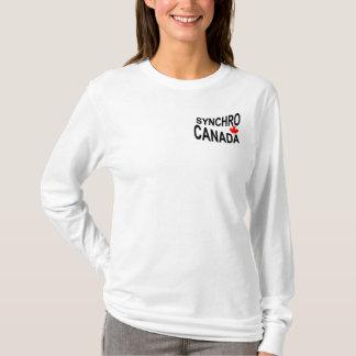 Synchro Canada Senior Team T-Shirt