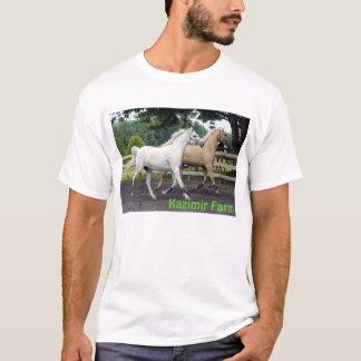 Synchronized Horses T-Shirt