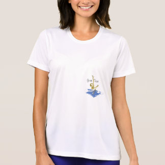 Synchronized swimming - Customizable T-Shirt