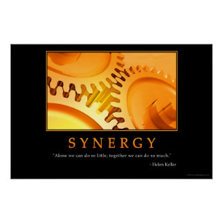 Synergy Poster