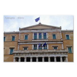 Syntagma – Athens Photographic Print