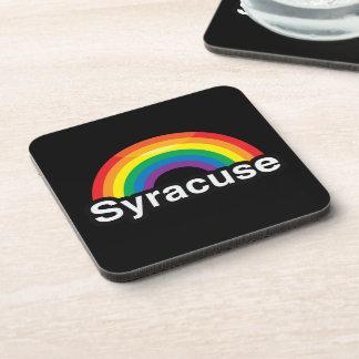 SYRACUSE LGBT PRIDE RAINBOW COASTER