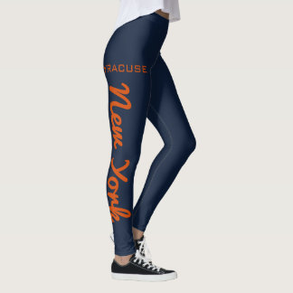 Syracuse, New York  Leggings