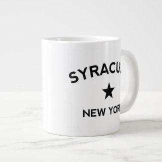 Syracuse New York Jumbo Mug