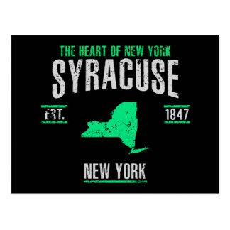 Syracuse Postcard