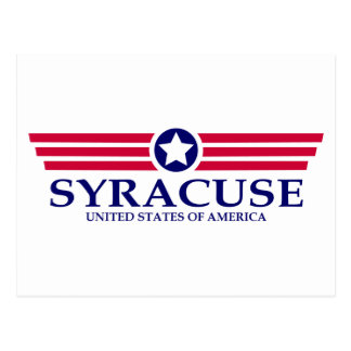 Syracuse Pride Postcard
