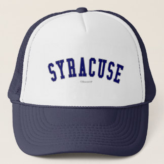 Syracuse Trucker Hat