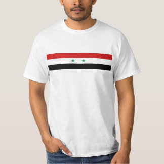 Syria country flag nation symbol T-Shirt