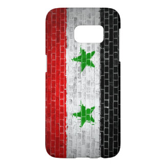 Syria Flag Apple iPhone Samsung case Back Cover