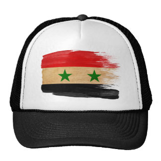 Syria Flag Trucker Hat
