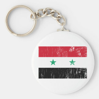 Syria Keychain