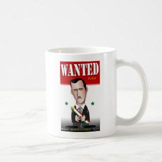 Syria Basic White Mug