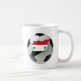 Syria national team coffee mug