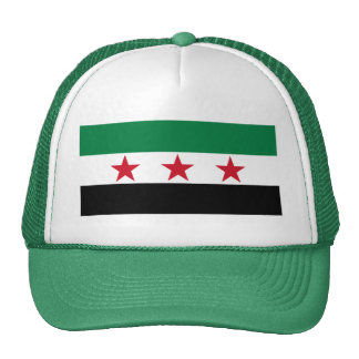 syria opposition cap
