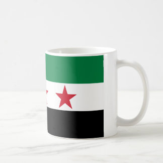 syria opposition coffee mug