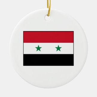 Syria – Syrian Flag Ornaments