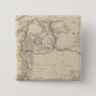 Syria to Sinai 15 Cm Square Badge
