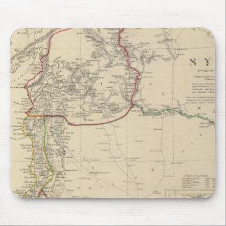 Syria to Sinai Mouse Pad