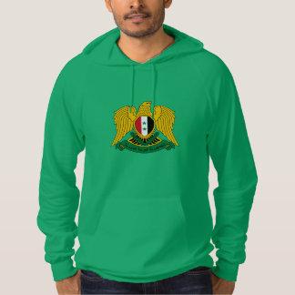 Syrian coat of arms hoodie