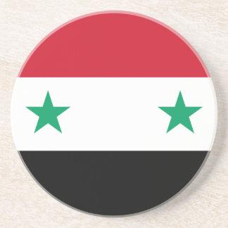 Syrian Flag Drink Coaster