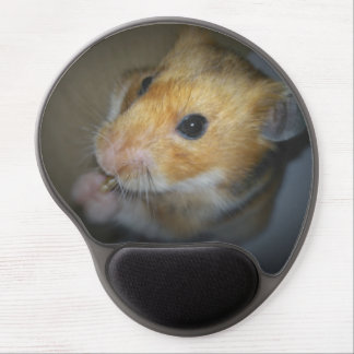 Syrian Hamster Gel Mousepad Gel Mouse Mat