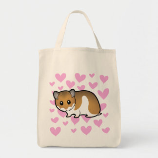 Syrian Hamster Love