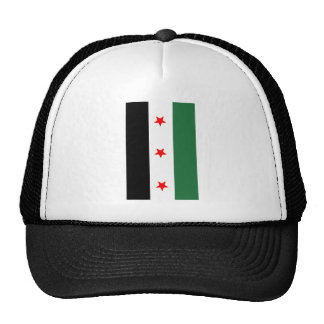 Syrian Revolutionary Flag Cap