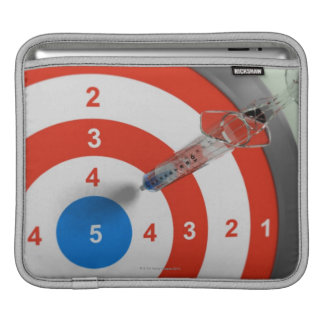 Syringe Dart iPad Sleeve