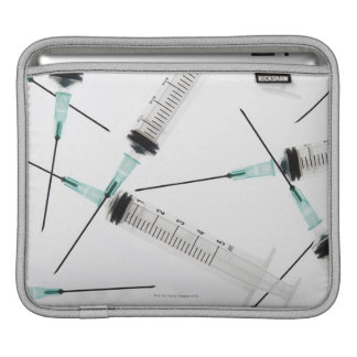 Syringes iPad Sleeve