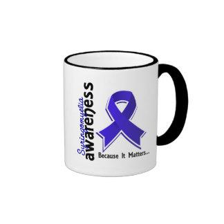 Syringomyelia Awareness 5 Ringer Mug