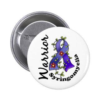 Syringomyelia Warrior 15 6 Cm Round Badge