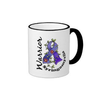 Syringomyelia Warrior 15 Ringer Mug