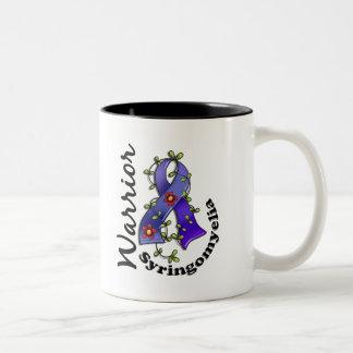 Syringomyelia Warrior 15 Two-Tone Mug