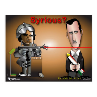 Syrious? Postcard
