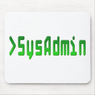 SysAdmin Mouse Mat