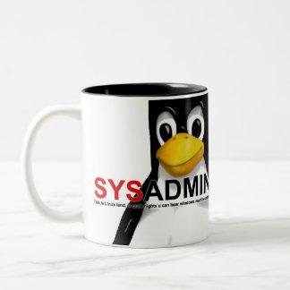 SYSADMIN COFFEE MUG