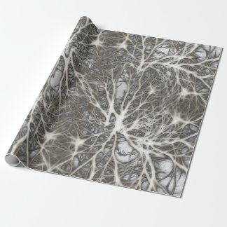 System Neurons Healthy Wrapping Paper