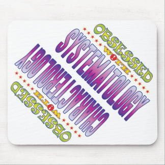 Systematology 2 Obsessed Mouse Pad