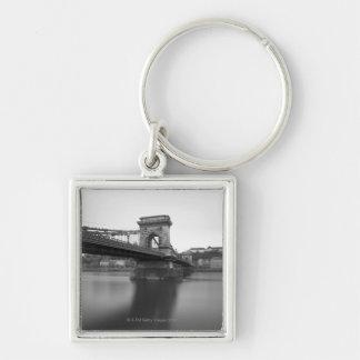 Szechenyi Chain Bridge and Danube Key Ring